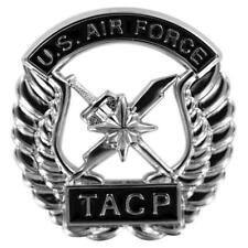 USAF  Air Force Beret Badge Tactical Air Control Party TACP   (Made in USA)