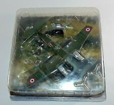 Airplane military bomber marcel Bloch mb.210 1/144 scale No 45 Aircraft