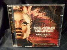 Solarium Delirium - Cirque Du Soleil  -2CDs