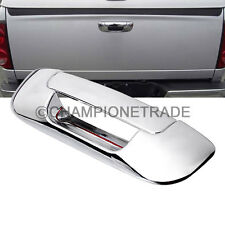 Chrome Trunk Tailgate Rear Door Handle Cover For 02-08 Dodge Ram 1500-3500 CT