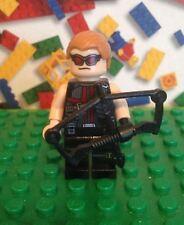 LEGO Super Heroes Marvel DC Hawkeye Minifigure 6867 6868 30165