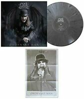Ozzy Osbourne-Exclusive Urban Outfitter Ordinary Man Silver Smoke Vinyl LP-New A