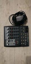 Behringer XENYX 802 Mixer / Mischpult