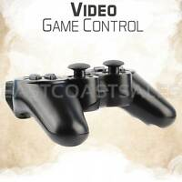 Black Wireless Bluetooth Game Controller Pad For Sony PS3 Playstation 3