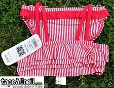 French Brand TAPE À L'OEIL Girls Ruffle Bikini SZ 1-12 RRP€15 - €17