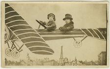 Photo Fête Foraine Foire Luna Park Vers 1920/30