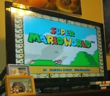 Super Mario World Super Nintendo NES Tested with Manual