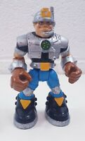 Jack Hammer Rescue Heroes Fisher Price 1999 2000 Toy Figure Retro