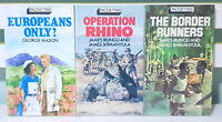 Lot of 3x Pacesetters Novels by Various Authors Published by Macmillan!
