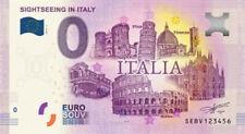 Billet 0 Euro - IT Sightseeing in Italy ITALIA - 2019-2