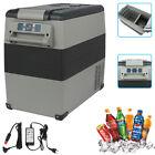55L Mini Fridge Refrigerator Cooler Portable Freezer Car Home Travel w/Bluetooth photo