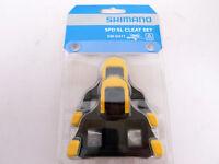 Shimano SPD-SL (SM-SH11) Road Pedal Cleats 6-degrees Float fits 105 Ultegra