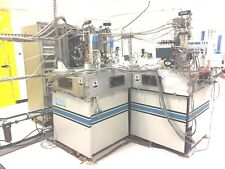 CVC Products 2800  Load Lock Dual Process Chamber Sputtering System with Handler