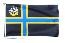 More details for caithness gallaibh flag with rope and toggle - various sizes