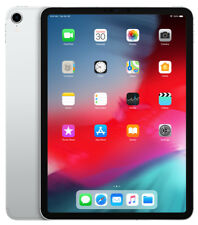 Apple iPad Pro 3rd Gen. 64GB, Wi-Fi + Cellular (Unlocked), 11in - Silver