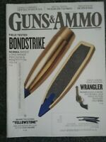 Guns & Ammo Magazine July 2019 FN Scar, HK VP9-B, Wrangler