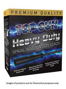 Top Gun HD Spiral Wire Spark Plug / Ignition Leads (TG4801)