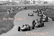 Jim Clark Lotus 33 Winner Dutch Grand Prix 1965 Photograph 10