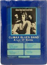 SIRE-7518 8 Track CLIMAX BLUES BAND A Lot of Bottle Music 1970s 70s OOP NEW