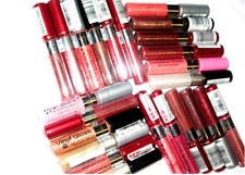 RIMMEL VINYL LIPGLOSS ASSORTED COLOURS (PACK OF 12) * WHOLE SALE JOB LOT *