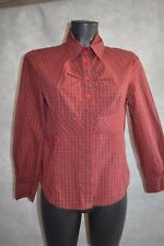 CHEMISE KENZO JEANS TAILLE 36/S COTON CAMISA/CAMICIA/DRESS SHIRT TBE