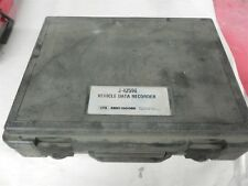 KENT MOORE #J-42598 GM VEHICLE DATA RECORDER VINTAGE ANTIQUE USED WOW NICE COOL