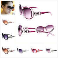 NEW Vintage Ladies Sunglasses Women's Retro Shades Summer Fashion Designer UV