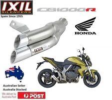 Honda CB-1000R CB 1000 R 2008-2016 IXIL L2X Slip-on Exhaust