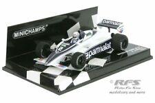 Brabham BMW BT50  Riccardo Patrese  Formel 1  1982 - 1:43 Minichamps 417820002