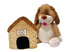 MASCOT AND PILLOW HAPPY NAPPERS DOG HUND 52 CM