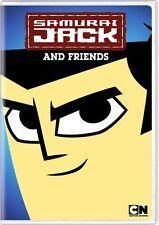 CARTOON NETWORK: SAMURAI JACK & FRIENDS - DVD - Region 1