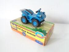 Bob the Builder Scrambler Buggy Pull Back Vehicle Snap Trax - New
