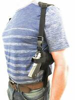 "Horizontal Shoulder Holster For Heritage Rough Rider 22 CAL With 4 3/4"" Barrel"