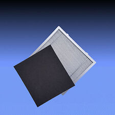 1 Set Premium Aktivkohlematten Kohlematten Filtermatten für Exquisit UBH 08