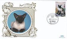 (01746) Guyana Benham FDC Cats 18 September 1996