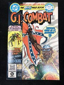 GI Combat #260 (DC 1983) Joe Kubert ~ 9.2 NM-