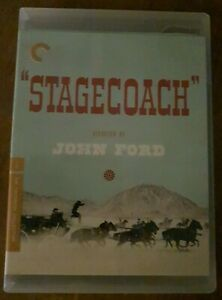 Stagecoach (Criterion Collection) Blu-ray