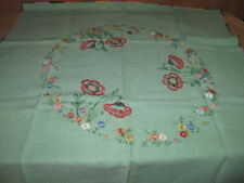 English Antique Embroidery Linen Clothing