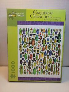 Pomegranate Artpiece Jigsaw Puzzle 1000 Pc Exquisite Creatures Mosaic Marley