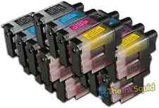 20 LC900 Ink Cartridge Set For Brother Printer MFC5840CN MFC620CN