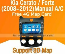 Car Multimedia Player for Kia Forte Cerato 2008-2012 DVD GPS Navigaiton Radio