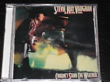 STEVIE RAY VAUGHAN (Couldn't Stand The Weather) Excellent CD