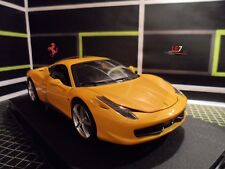 ELITE FERRARI 458 Italia Coupe 1:18 Giallo