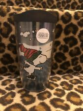Tervis Peanuts Snoopy 16 Ounce Cup With Lid