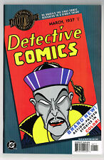 MILLENNIUM EDITION DETECTIVE COMICS 1 NM OR BETTER 1st DEDICATED TO SINGLE THEME
