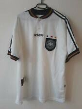 GERMANY NATIONAL TEAM 1996/1998 HOME FOOTBALL SHIRT JERSEY