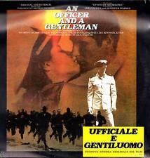 AN OFFICER AND A GENTLEMAN (J.Cocker/V.Morrison/D.Straits) 1982 FILM LP SEALED