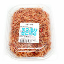 120g Dried Small Shrimp Prawn MADE IN KOREA Calcium Taurine Food Delicious_ar