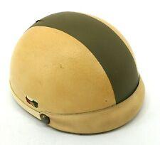 Vintage Solex Pot Helmet Starlight Fibreglass K614