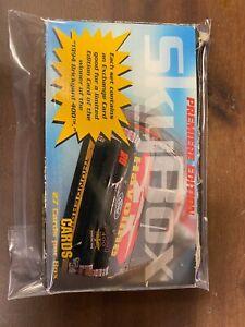 1994 SKYBOX PREMIERE EDITION BRICKYARD 400 NASCAR RACE 27 CARD BOXED SET